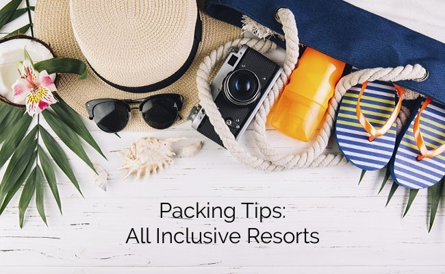 Read more about the article Packing Tips: All Inclusive Resorts
